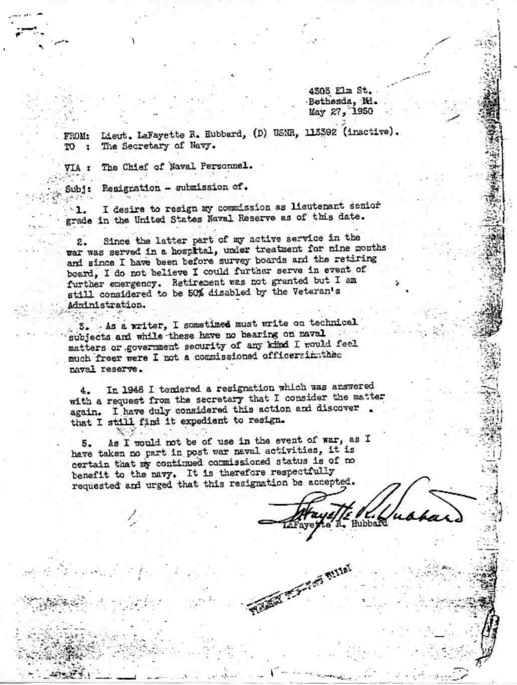 l ron hubbard navy record summary of hubbard s military record this index in original sequence in approximate date sequence text transcript of the