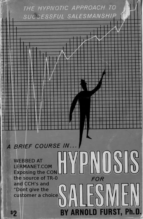 The secret of how Scientology Tr-O creates hypnosis