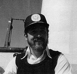 scott mayer onboard The Sea Organization TSMY Bolivar - later renamed Excalibur