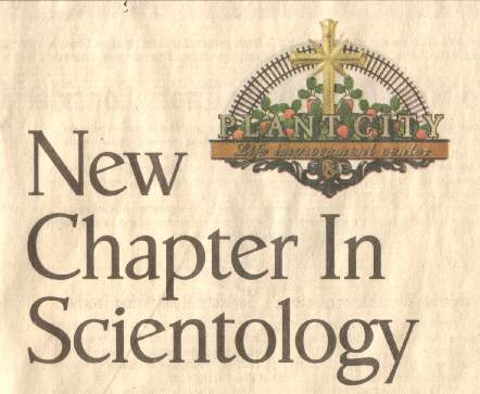 New Chapter in Scientology