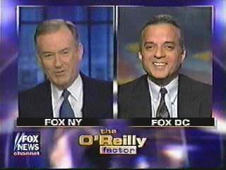 Arnie Lerma on Fox NEws O'reilly show, 2000