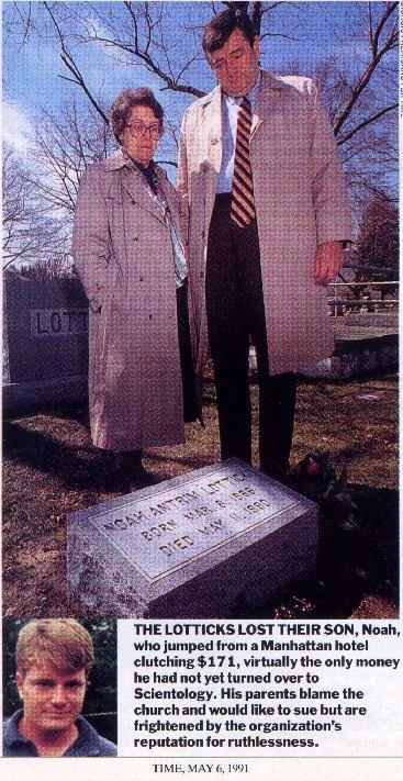 noah lottick's grave