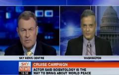 Arnie Lerma in 2008 on Sky News