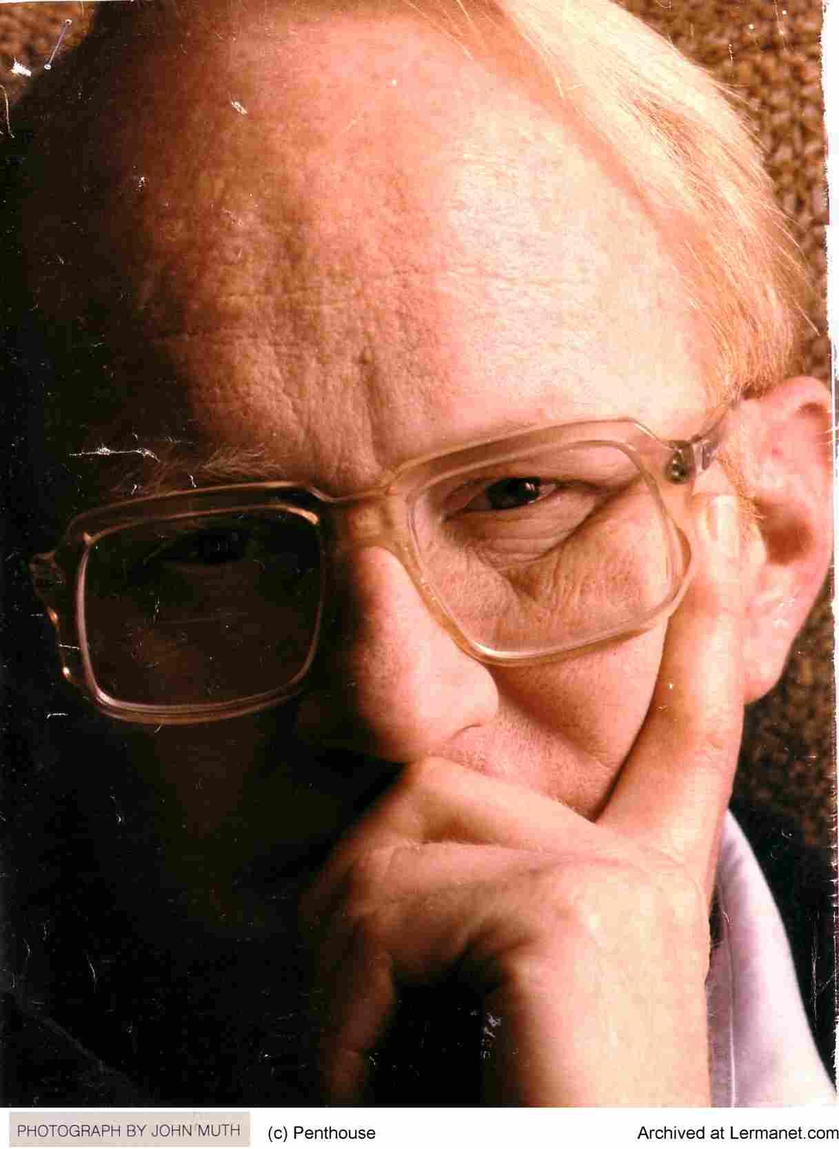 Image of L Ron Hubbard Jr